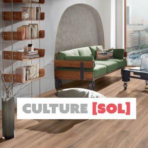 Culture Sol :  L'Histoire du stratifié