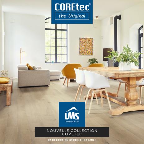 Nouvelle collection COREtec® Essentials